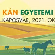 A Magyar Hidegvérű Lótenyésztő Országos Egyesület részt vesz a Kaposvári Egyetemi Napokon 2021.10.01-03.